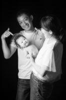【近藤家かぞく写真】3人目の兄弟の誕生
