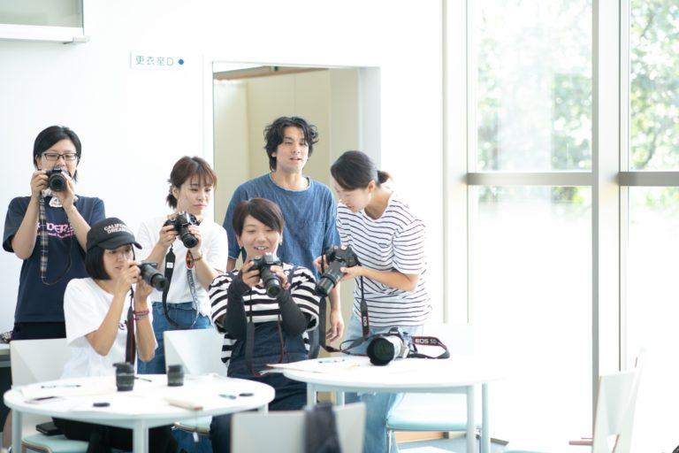 ☆NEW☆カメラ教室プライベートレッスン〜走る人を撮ろう!〜